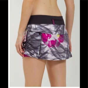 Lululemon Jog Skirt in Unicorn Tears Size 10